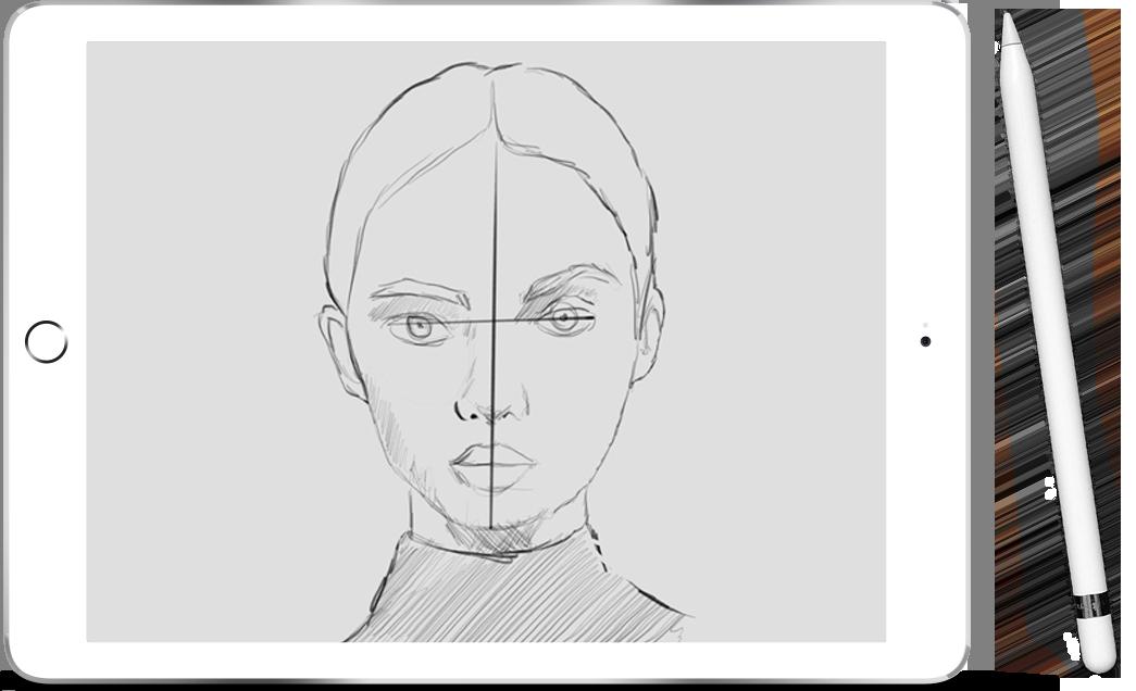 Curso de ilustración digital en Procreate 1
