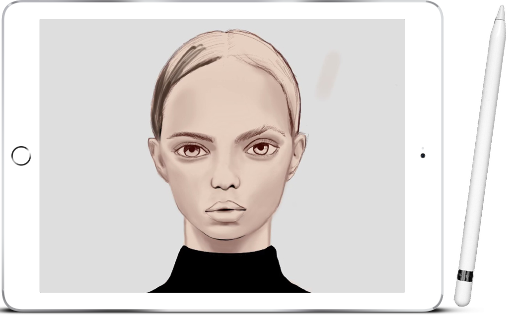 Curso de ilustración digital en Procreate 2