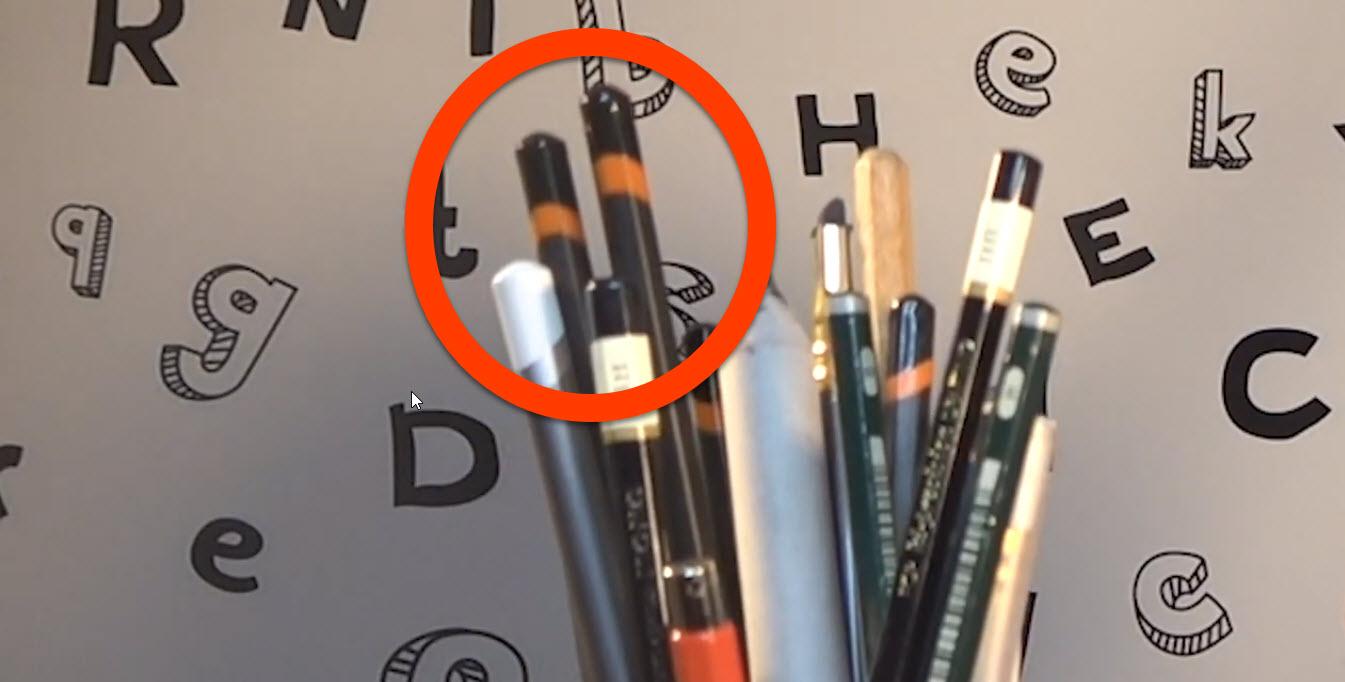Materiales para comenzar a dibujar retratos en grafito 1