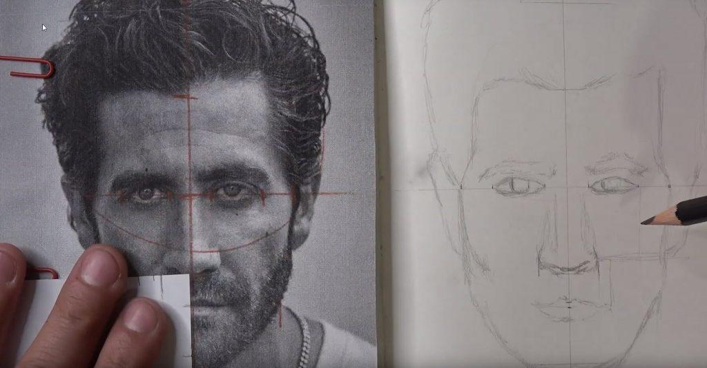 Cómo medir un retrato y mejorar las proporciones 2