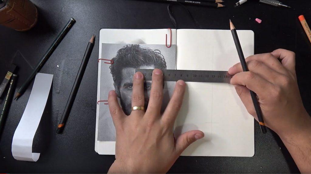 Cómo medir un retrato y mejorar las proporciones 1