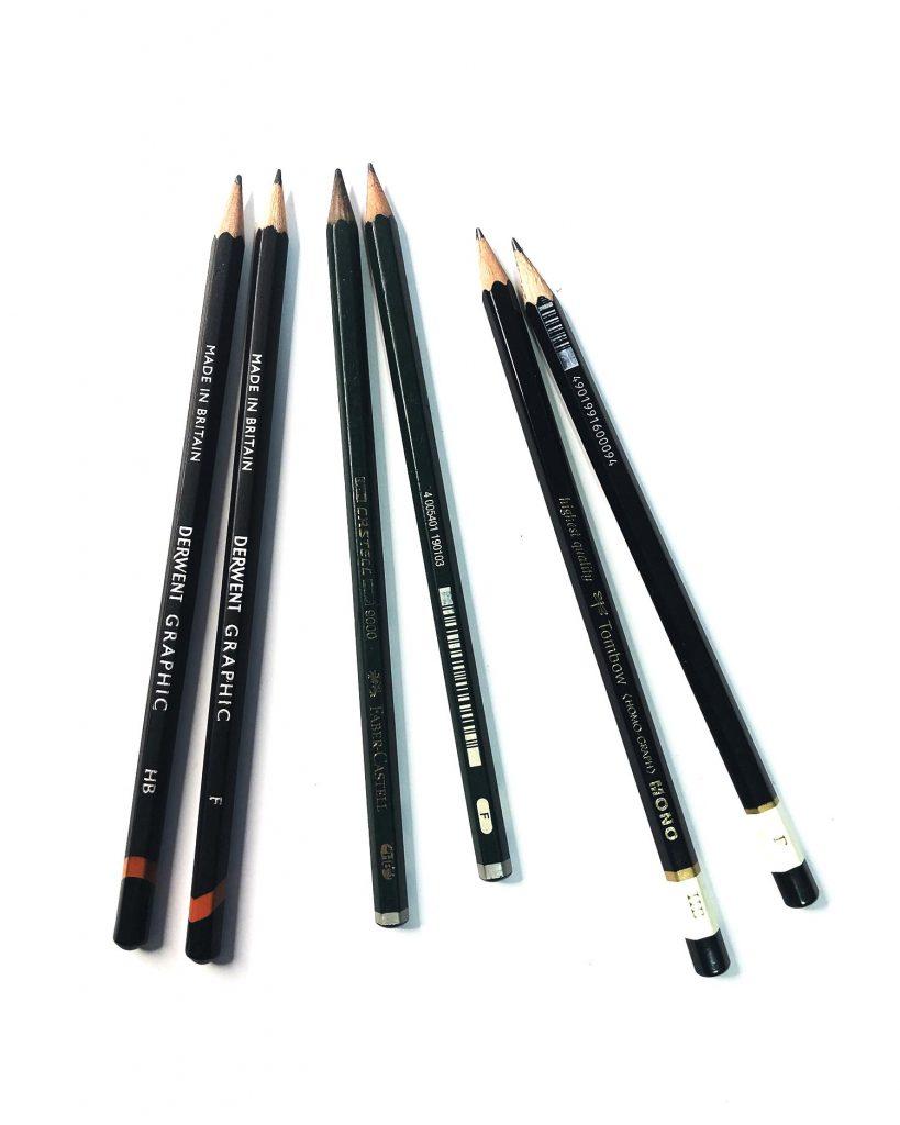 01 Materiales de dibujo y utensilios 2